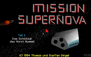 Mission Supernova Screenshot 1