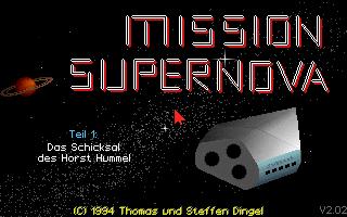 Mission Supernova Screenshot 1
